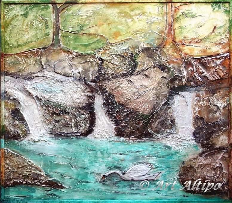 3 Watervallen