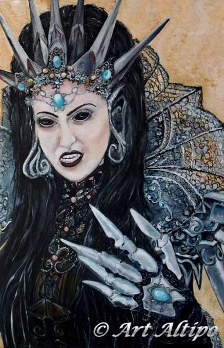 Queen of the Harbinger death, Jolien Rosanne